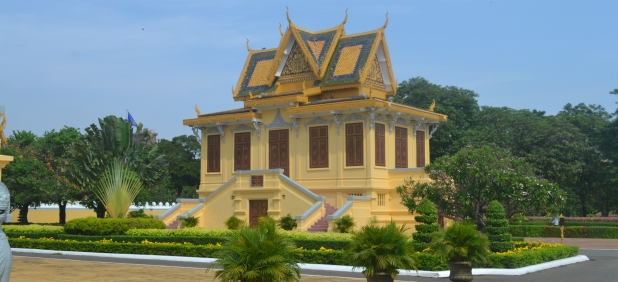 Cambodia Royal Place