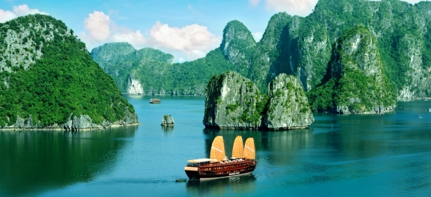 Halong Bay,Unesco World heritages