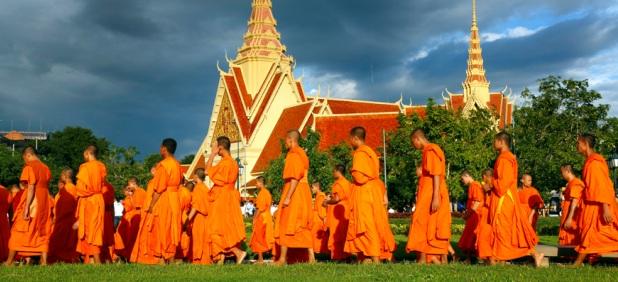 Cambodia Royal Place