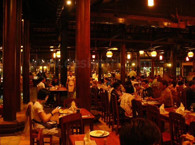 Apsara restaurant - Siem Reap
