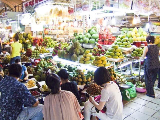 Binhtay Market - Saigon