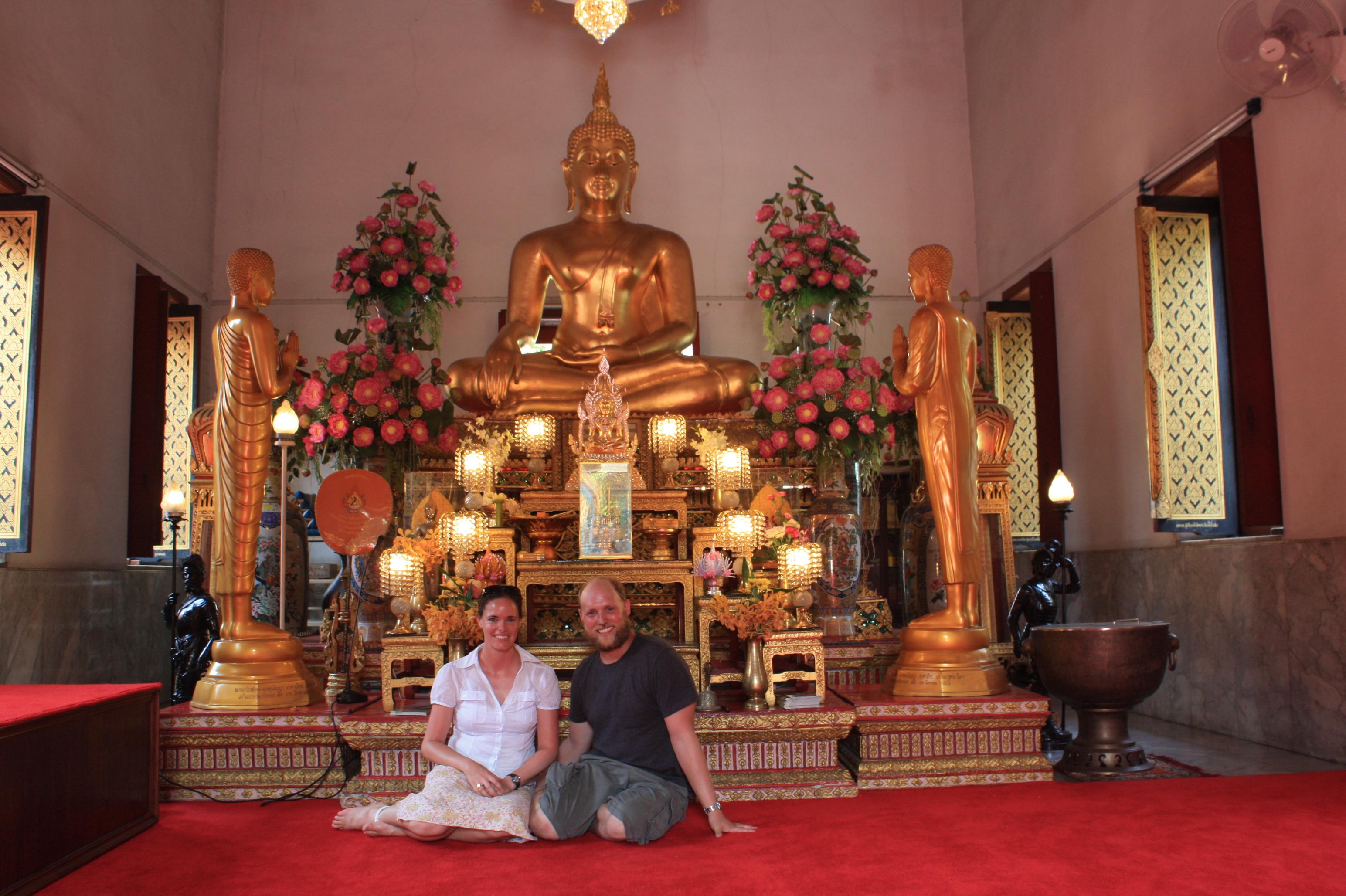 Buddha Temple - Bangkok(Thailand)