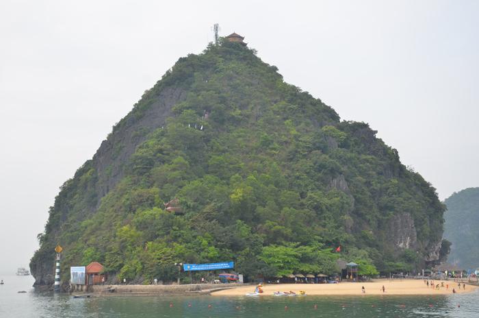 Dog Island - Halong BayDog Island - Halong Bay