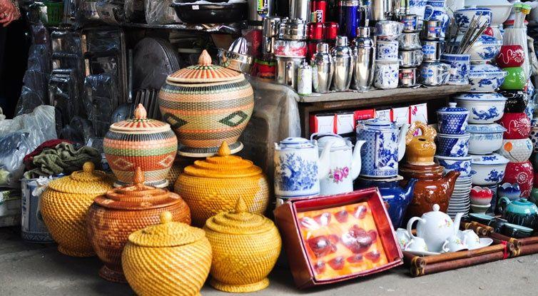 Dong Ba market - Hue