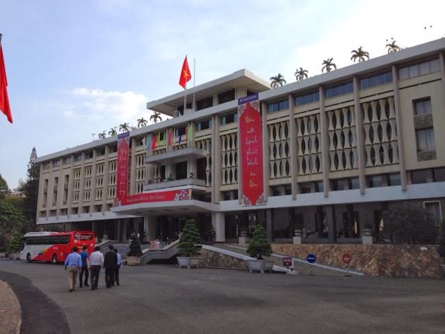 Formal Presidential Palace - Saigon