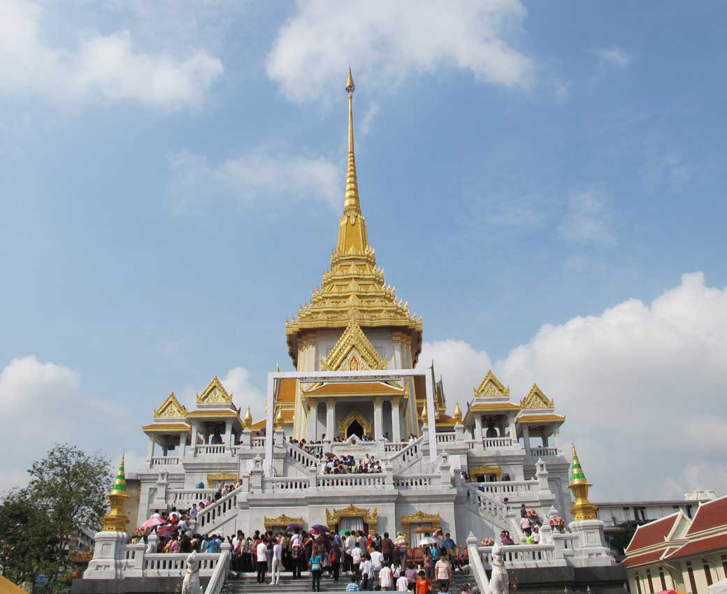 Golden Buddha Temple - Bangkok