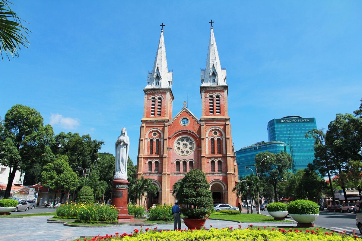 Notre Dame Cathedra - Saigon