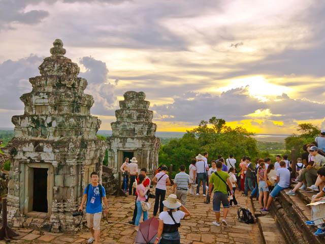 Phnom Bakhen Hill - Siem Reap