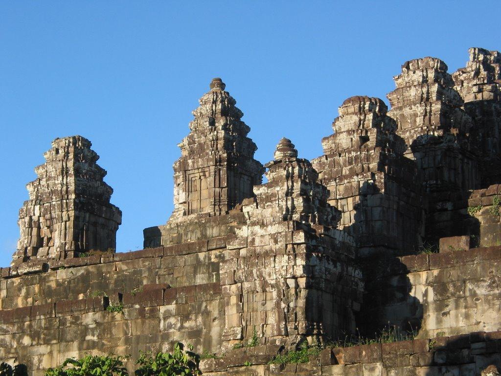 Phnom Bakheng Temple - Siem Reap