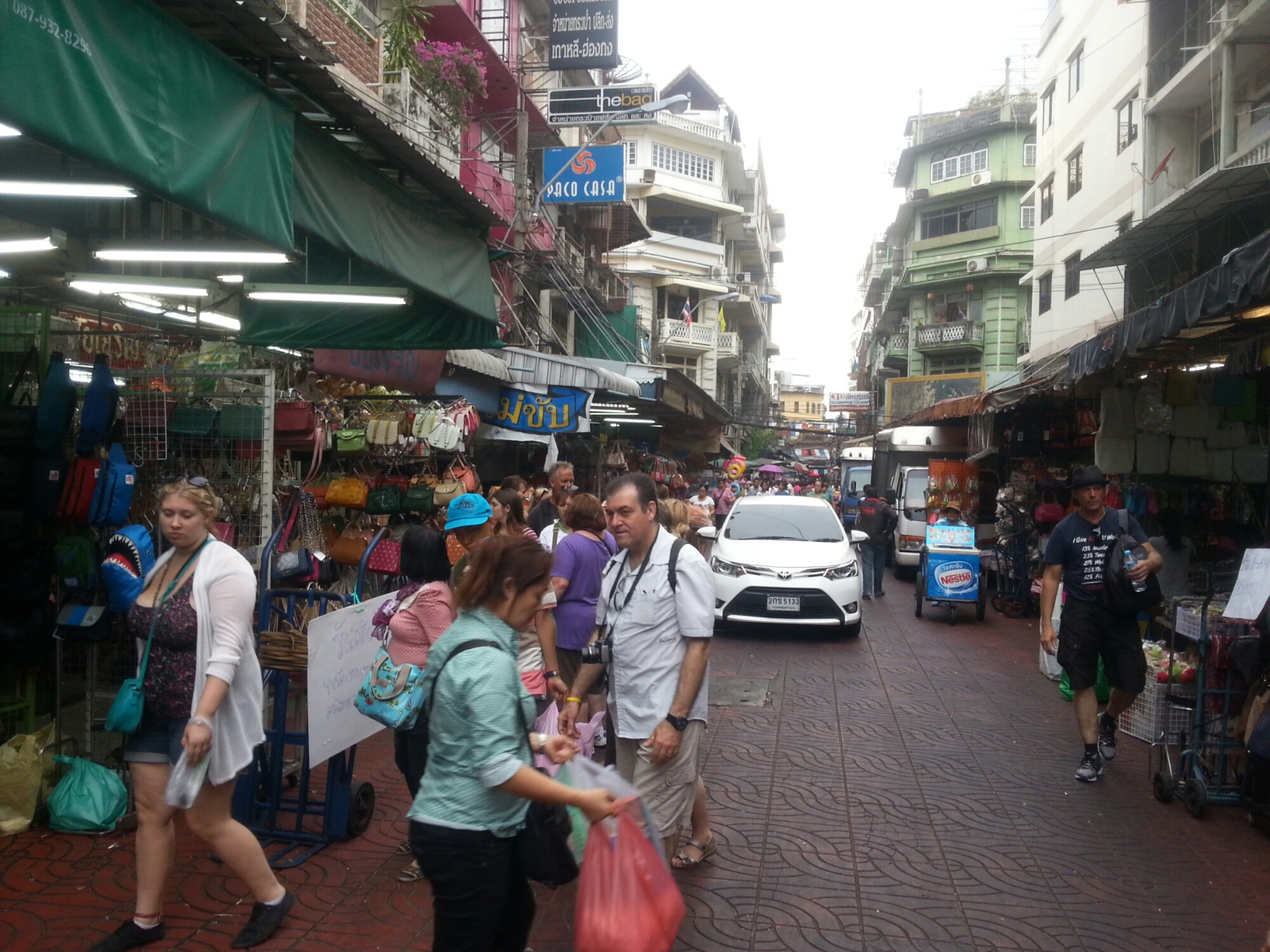 Siem Reap Walking Tour