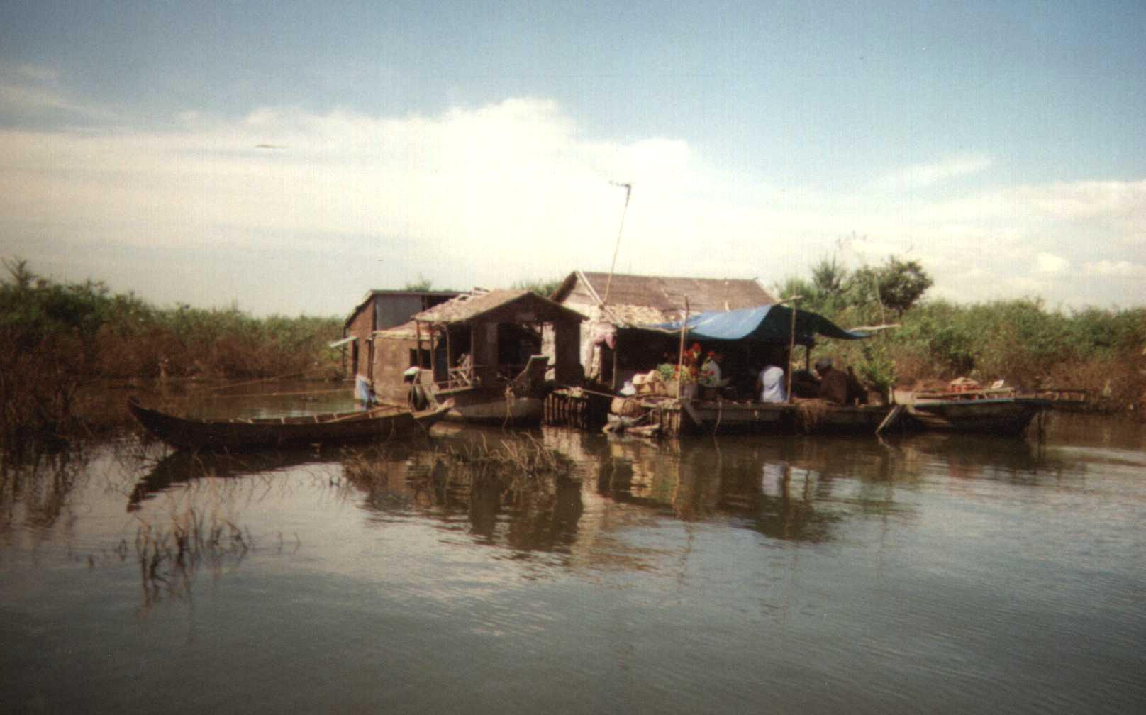 Tonle Sap Lake - Siem reap