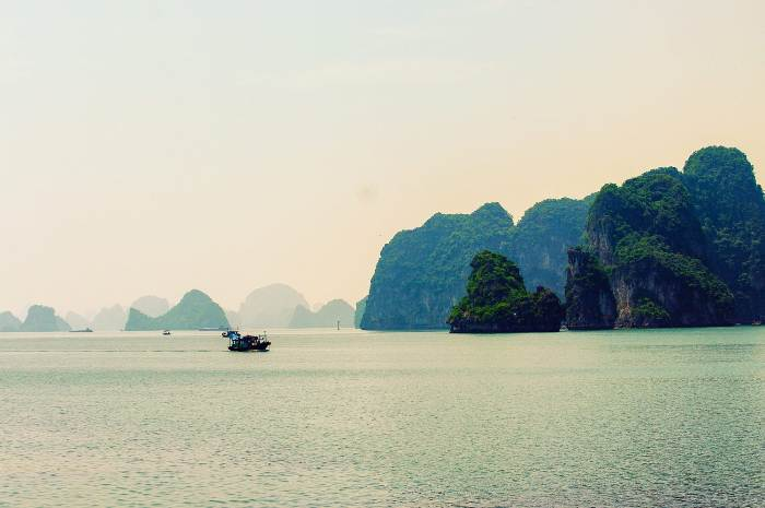 Halong Bay - Top destinations in Vietnam