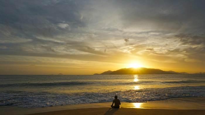 Nha trang beach - Top destinations in Vietnam