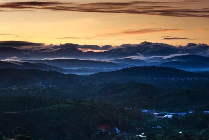 Lam Vien Plateau