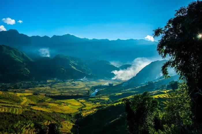 Sin Chai Plateau